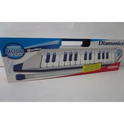 DIAMONICA BONTEMPI 25 TASTI CUSTODI