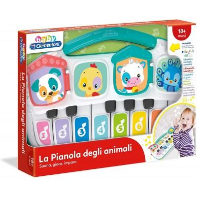 BABY CLEM PIANOLINA VOCI ANIMALI