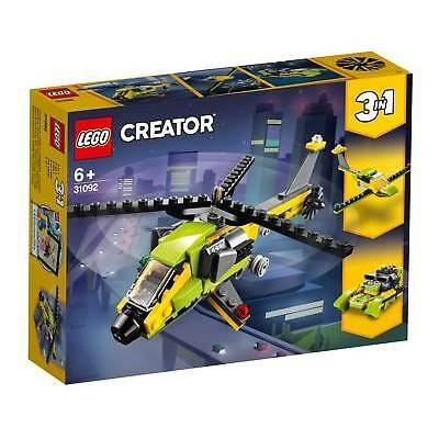 31092 LEGO CREATOR ELICOTTERO