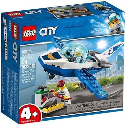 60206 LEGO CITY AEREO
