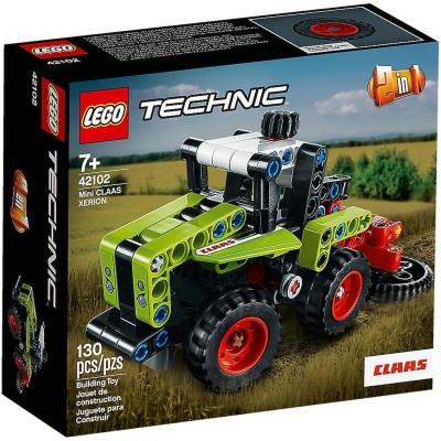 42102 LEGO TECHNIC TRATTORE