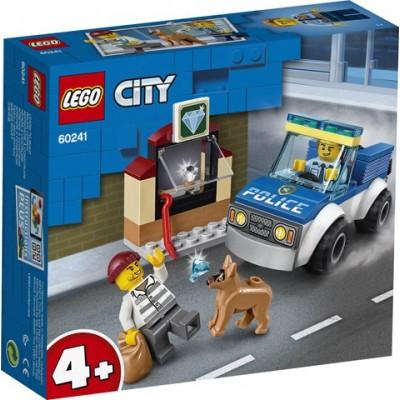 60241 LEGO CITY POLIZIA