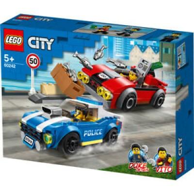 60242 LEGO CITY POLIZIA