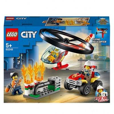 60248 LEGO CITY POLIZIA POMPIERI