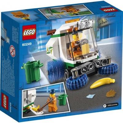 60249 LEGO CITY LAVASTRADA