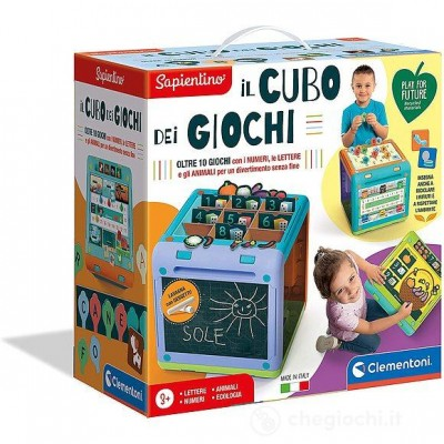 BABY CLEM IL CUBO DEI GIOCHI