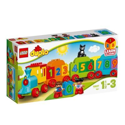 10847 LEGO DUPLO TRENINO