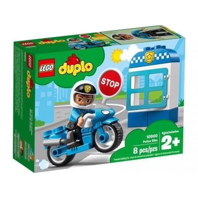 10900 LEGO DUPLO MOTO POLIZIA