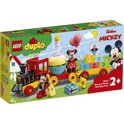 10941 LEGO DUPLO TRENO TOPOLINO
