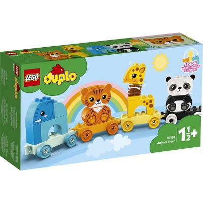 10955 LEGO DUPLO TRENO ANIMALI