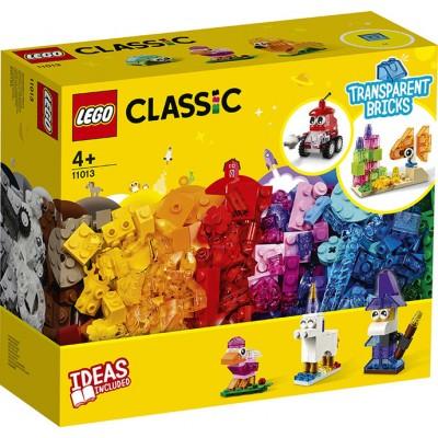 11013 LEGO CLASSIC TRASPARENTE