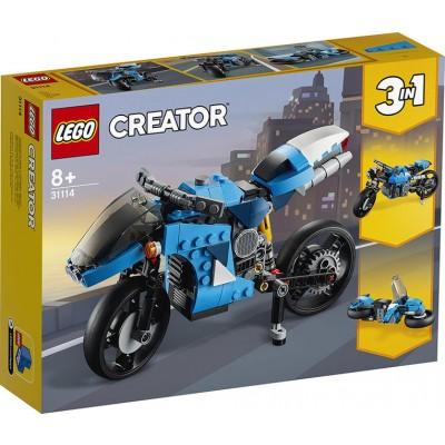 31114 LEGO CREATOR MOTO