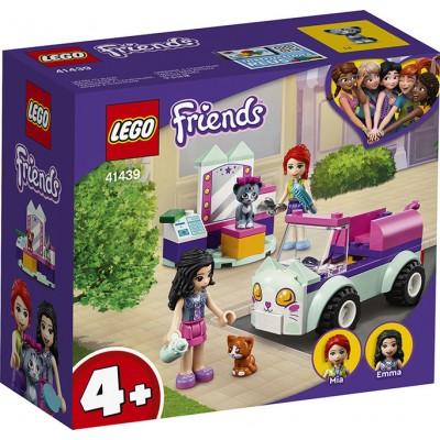 41439 LEGO FRIENDS TOILETTE ANIMALI