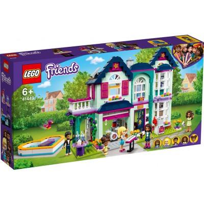 41449 LEGO FRIENDS VILLETTA