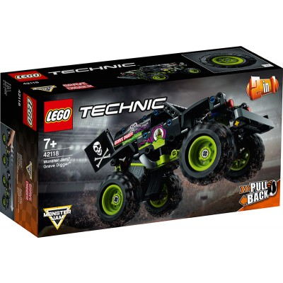42118 LEGO TECHNIC JEEP