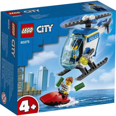60275 LEGO CITY ELICOTTERO POLIZIA