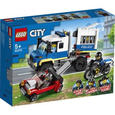 60276 LEGO CITY FURGONE POLIZIA