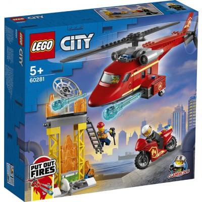 60281 LEGO CITY POMPIERI