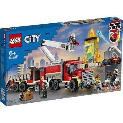 60282 LEGO CITY POMPIERI