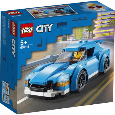 60285 LEGO CITY AUTO SPORTIVA