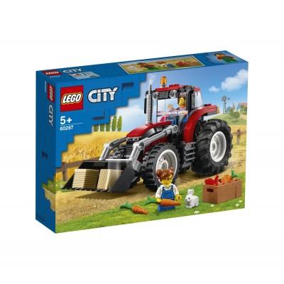 60287 LEGO CITY TRATTORE