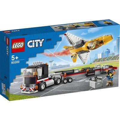 60289 LEGO CITY CAMION PORTA AREREO