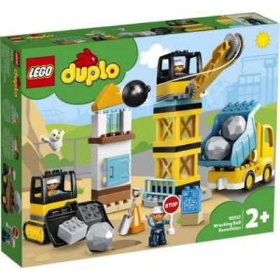 10932 LEGO DUPLO CANTIERE