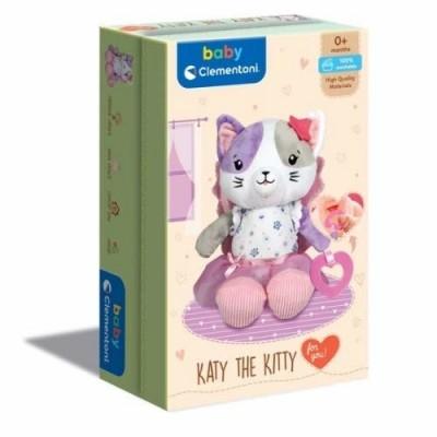 BABY CLEM PELUCHE KATI KITTY