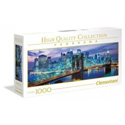 PUZZLE 1000 PZ PANORAMA BROOKLYN