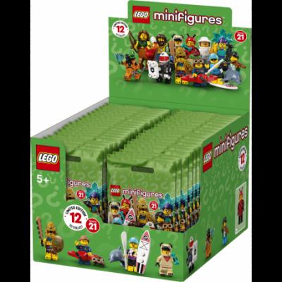 71029 BUSTINE LEGO SERIE 21