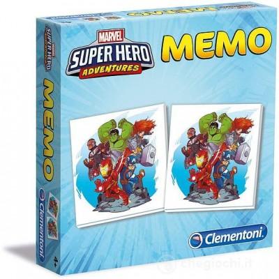 MEMO GAMES SUPER EROI