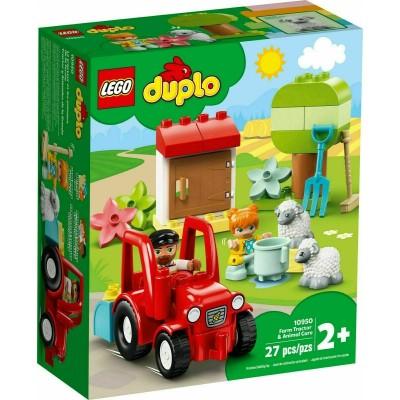 10950 LEGO DUPLO TRATTORE FATTORIA