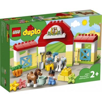 10951 LEGO DUPLO MANEGGIO