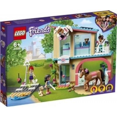 41446 LEGO FRIENDS CLINICA VETERINARIA