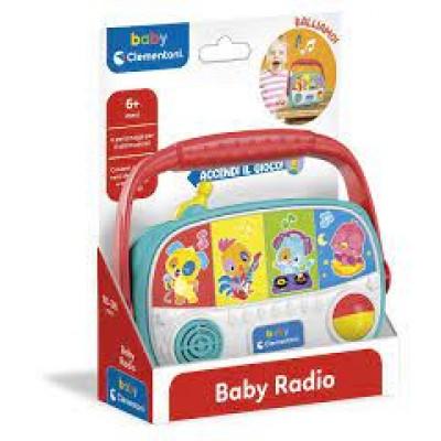 BABY CLEM BABY RADIO