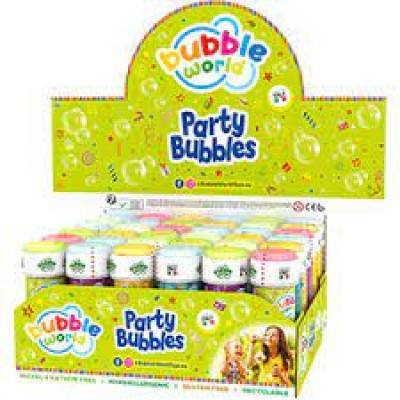 BOLLE SAPONE PARTY WORLD
