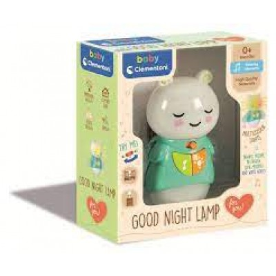 BABY CLEM LAMPADA NOTTURNA