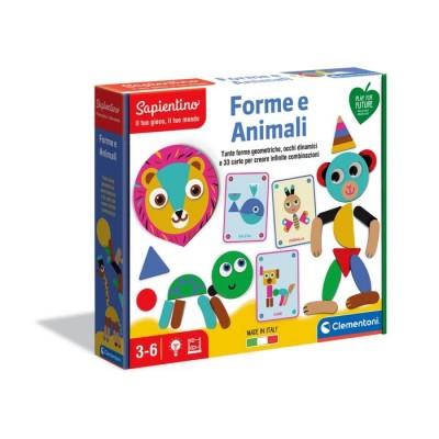 EDUCATIVI FORME E ANIMALI