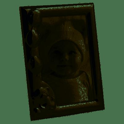 CORNICE SILVER A1277 - 10X15