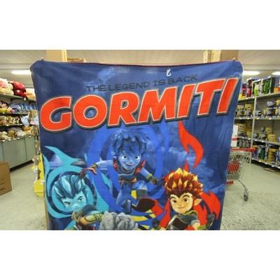 GORMITI PLAIDS 100X150