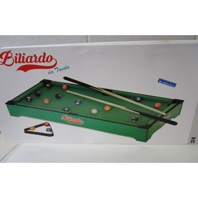 GIOCO BILIARDO 81X43
