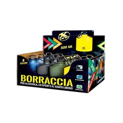 BORRACCIA ALLUMINIO 500 ML 57005